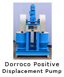 Dorroco Positive Displacement Pump