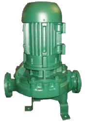 INI-in-LINE Pump